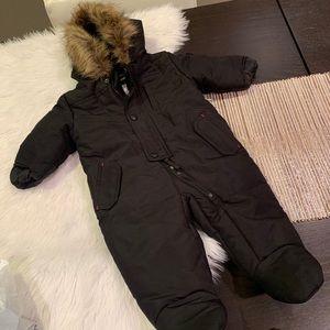 ROTHSCHILD 6-9 month Kids Snowsuit